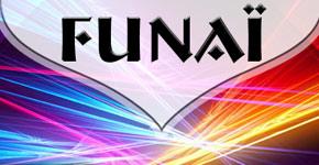 Emailing pour la vente de produits de la marque Funai