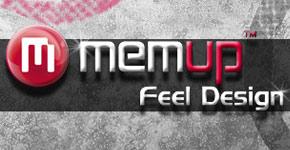 Emailing promotionnel pour les produits de la marque Mem Up