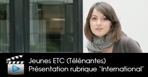 Emission Jeunes ETC de Télénantes: Espace très convoité: CREPUQ