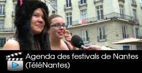 Vidéo sur les festivals de la région nantaises