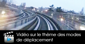 Video sur les modes de transport urbain