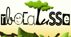 Maquette pour un site personnel nommé Arbocatusse